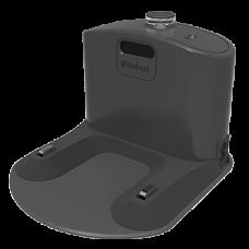 Компактная напольная зарядная база с интегрированным блоком питания для Roomba