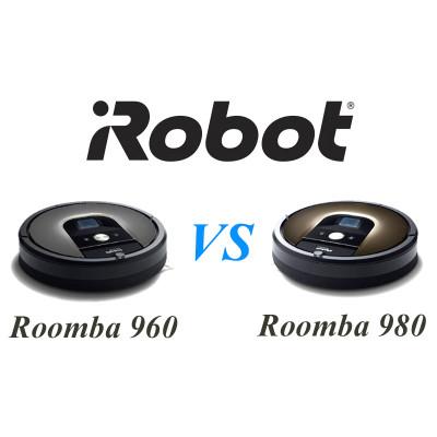 Как выбрать подходящую модель между iRobot Roomba 980 и 960?